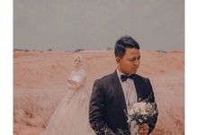 Prewedding of Ache & Numi by Anve Sposa