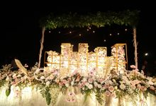 The Wedding of Alvin & Gabriella by Eden Design