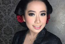 WEDDING MAKEUP by nibenimakeup by riri