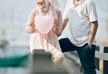 Prewed Novi dan Zae by Dezant Grayman Photography