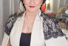 Mom Of The Bride by Lina Lie Makeup
