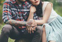 Ryan + Amanda Engagement by Hieros Photography