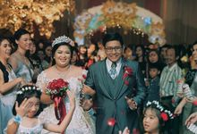 Kris and Debora Wedding by Amour Management