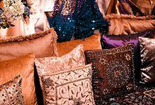 Morocco Henna Night by Atira Decora