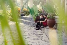 Tomo + Feby - Couple Photoshoot by Kairospic Photography