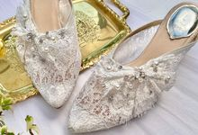 New Heels on the BLOCK: CRYSTALS CLEAR by Aveda Footwear