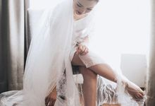 Wedding of Elvina and David by Sorelle Robes
