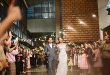 Premium Intimate Wedding at Century Park Hotel by Bright Wedding Jakarta