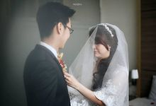 Wedding Of Kristama & Deviana by JWP Wedding