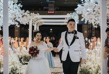 Wedding Of Boy & Flo by JWP Wedding