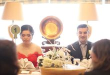Lucian & Erica Wedding by Ribka Monica Project