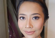 Iren's make up by By Saraswati Hamid