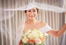 Rosel Magpantay by Bridal Boutique Manila