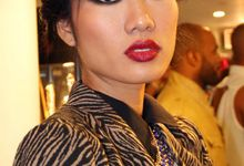 Vietnamese Next Top Model 2012 by Elza Finishya Makeup Artist