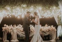 The Wedding of Adnan & Giovani by Bloom Gift