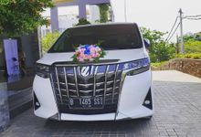 The wedding of Thomas & Meta by Priority Rent car