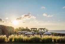 Clifftop Wedding at Puri Bhagawan by The Bali Nirvana Wedding