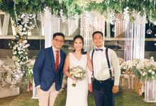 MC & Music for Alisson & Gilbert by Demas Ryan & Lasting Moments Entertainment