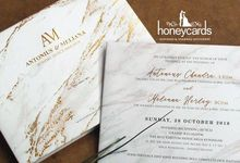 Invitation by honeycards