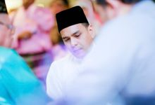 Zuhairah & Fuad by The Rafflesia Wedding & Portraiture