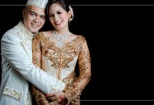 exotic wedding Nelly & Izul by Dream digital art & photography