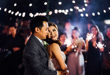 The Wedding of Anton & Christie by Memoira Studio