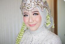 Annisa Fadi by Chandira Wedding Organizer