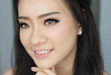 Ms. Angelika Lamaran/ Engagement by GNA Makeup