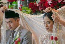 The Wedding of Gion & Guida by iWeddingOrganizer