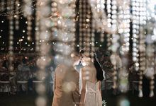 Heartfelt, Sweet-airy wedding at Khayangan Estate Bali by Varawedding