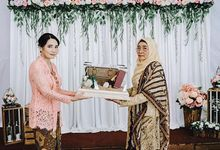 FEBY & KATON ENGAGEMENT by Seserahan Indonesia