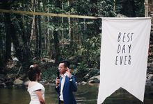 Forest Wedding by Story & Matter events