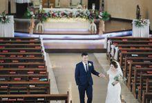 The Wedding of  Ferry & Okta by Satori Planner