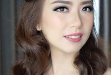 Ms. Arlene Wedding by GNA Makeup