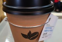 White & Case Customer Service Week by Braulio's Coffee Roastery