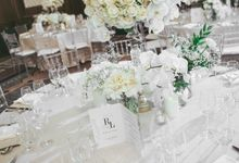 A WEDDING AT FOUR SEASONS by AIRY