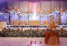 Wedding of Junior and Devina by Casablanca Design