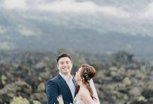 Bali Prewedding Maggie & Ben by StayBright