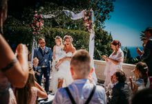 A Godfather inspired wedding day by Sicily Love Weddings