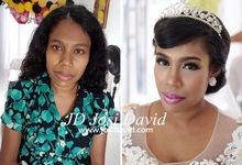 Josi David Mua by Josi David Professional & Wedding Make up Artist