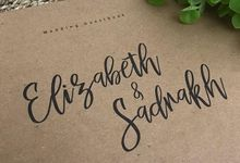 Sadrakh & Eliz by Austin Photobooth