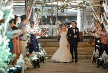 The Wedding of Alvin & Gabriella by Eden Design
