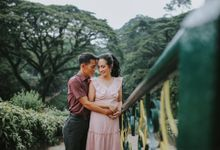 Dyan and Leo E-session by JF Makeup Artistry