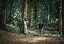 akbar & Nisa by apriliophoto