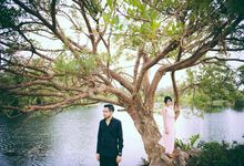 Cok Bagus+Dewayu by Permanaart Photography
