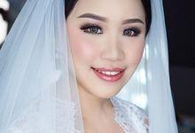 Bridee Mariasandrawijaya by Megautari Anjani