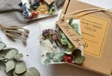 Scented Wax Favors Souvenir Aromatherapy by Rusticlatte