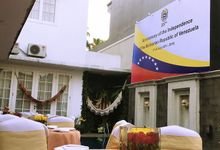 Venezuela independence day by Petunia Decor