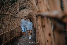 ana & Tyo by apriliophoto