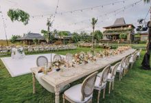 Angi & Nicky Wedding 2018 by Alami Boutique Villas & Resort
